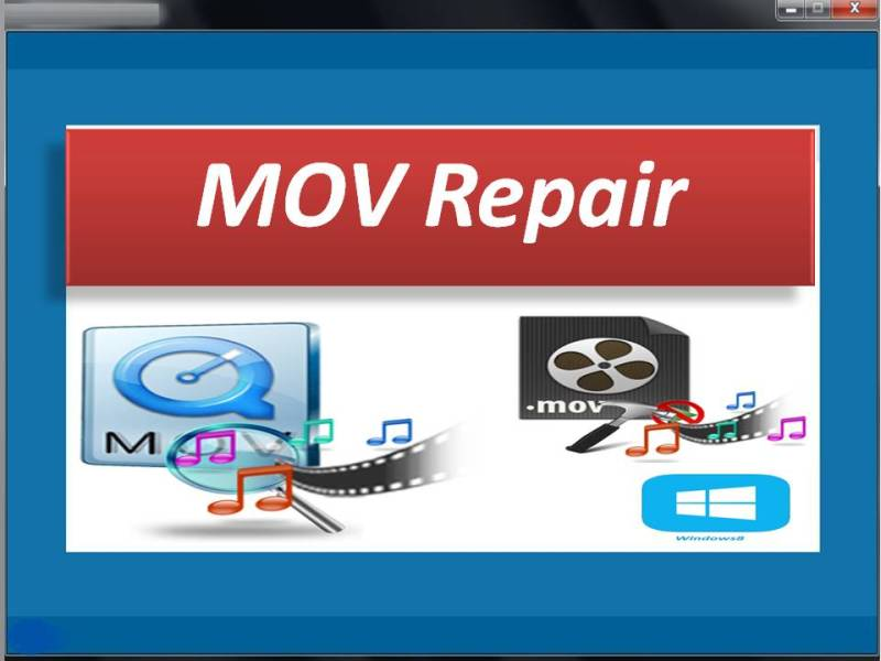 Best application to repair MOV files